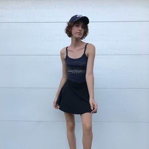 Brandy Melville Skirts - Short circle/skater black skirt